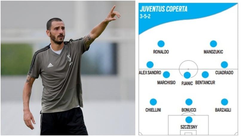 La Juventus di Allegri si fa in quattro