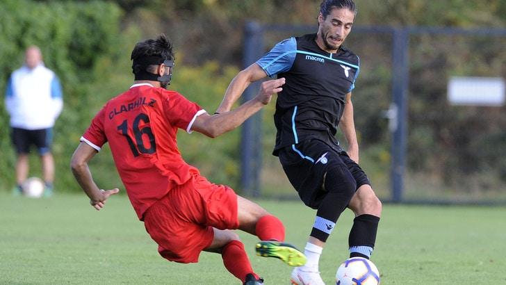 Lazio, Caceres: «Milinkovic è impressionante»