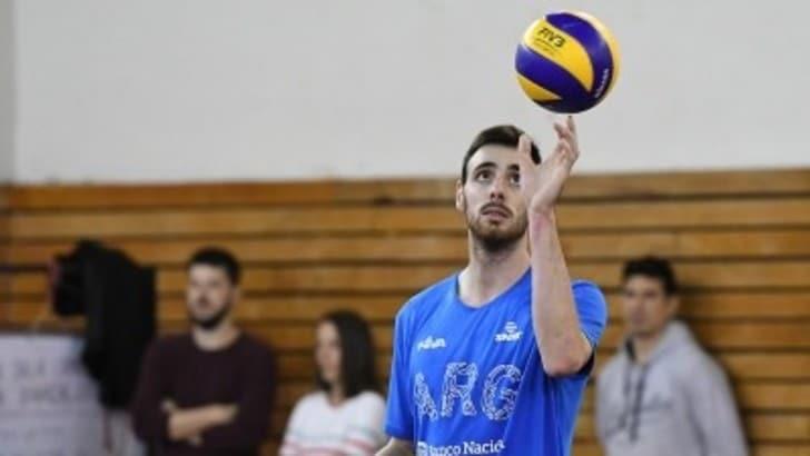 Volley: Superlega, Siena ha ingaggiato l'argentino Germán Johansen