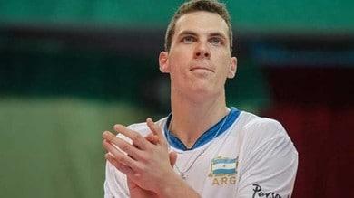 Volley: Superlega, Siena ha il vice Marouf, è l'argentino Giraudo