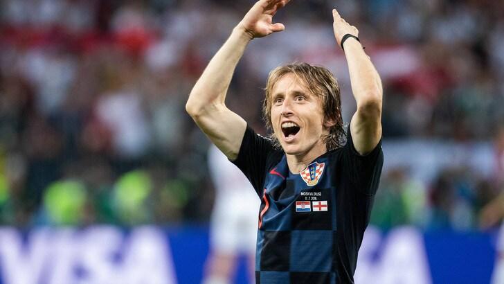 Calciomercato, scende ancora la quota di Modric all'Inter