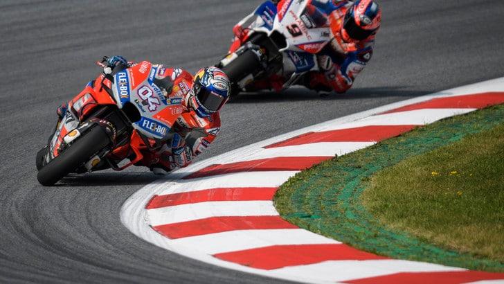 Diretta MotoGp Austria ore 14: dove vederlo in tv
