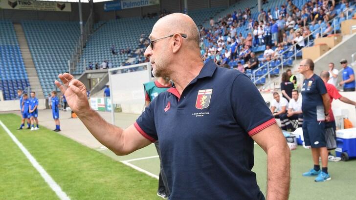 Coppa Italia Genoa, Ballardini: «Puntiamo al traguardo più lontano»