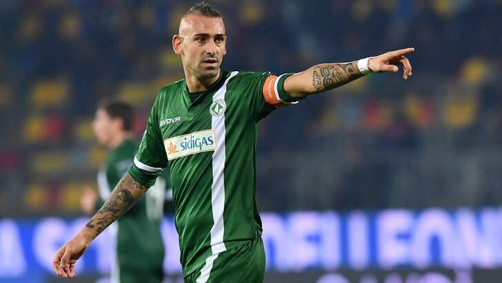 Calciomercato Casertana, l'ex Avellino Castaldo è ufficiale
