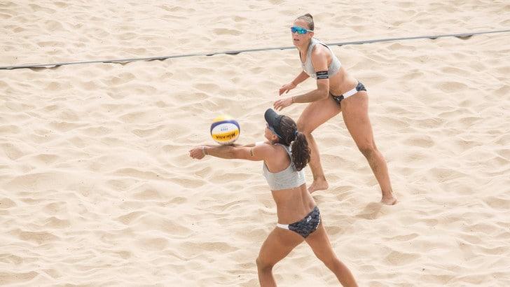 Beach Volley: a Mosca fuori le coppie italiane