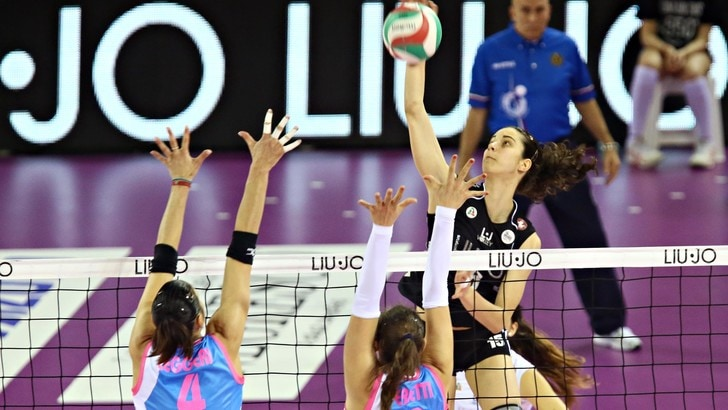 Volley: A2 Femminile, Ilaria Maruotti è la nuova schiacciatrice di Olbia
