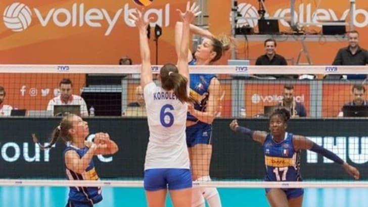 Volley:  Rabobank Super Series Volleyball, la Russia supera una giovane Italia