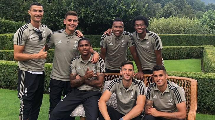 Diretta Villar Perosa, Juventus day: segui la giornata