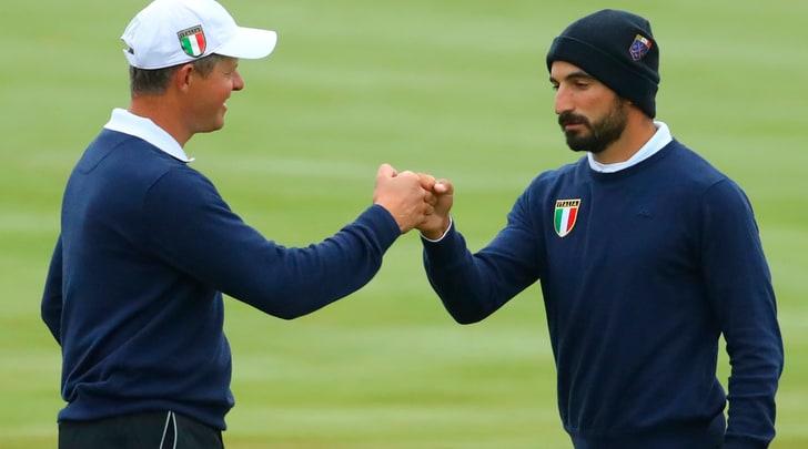 Europei golf, bronzo per Laporta e Tadini