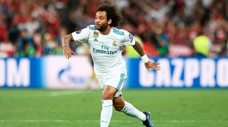 I tifosi in coro: «Juve, ora prendici Marcelo»