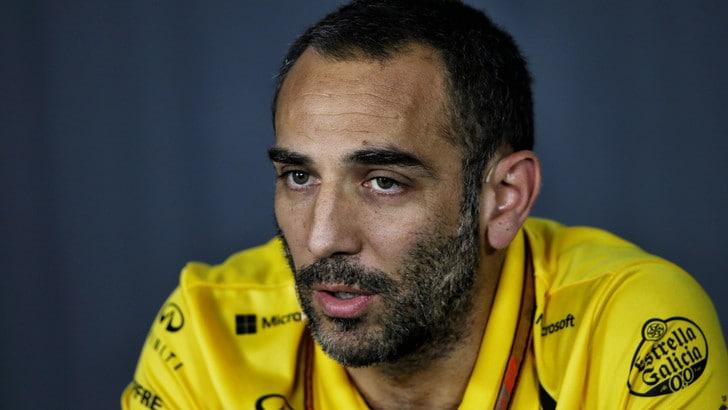 F1 Renault: la power unit è al livello di Ferrari e Mercedes