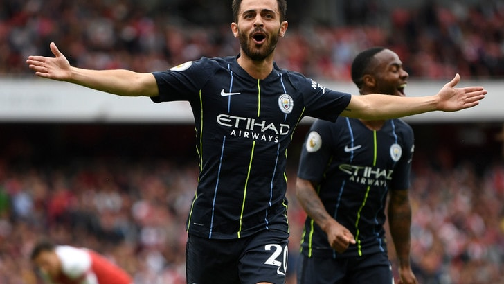 Premier League, Manchester City già primo nelle quotazioni per il titolo
