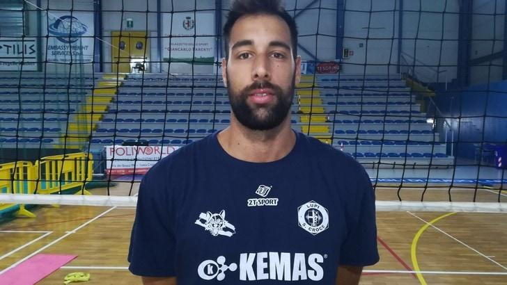 Volley: A2 Maschile, Mirko Miscione porta la sua esperienza a Livorno