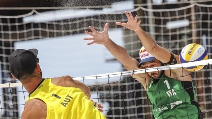 Beach Volley: da domani al via le  Finals del World Tour di Amburgo