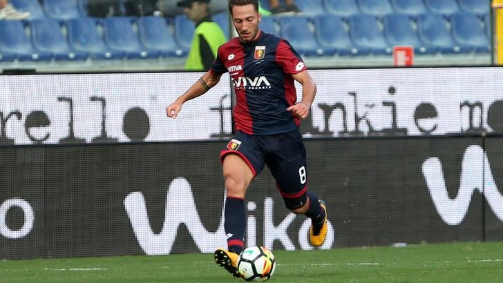 Calciomercato Genoa, si lavoro al rinnovo del prestito di Bertolacci