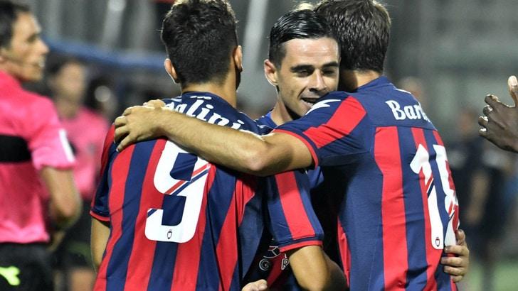 Il Crotone chiede l'ammissione in sovrannumero alla Serie A