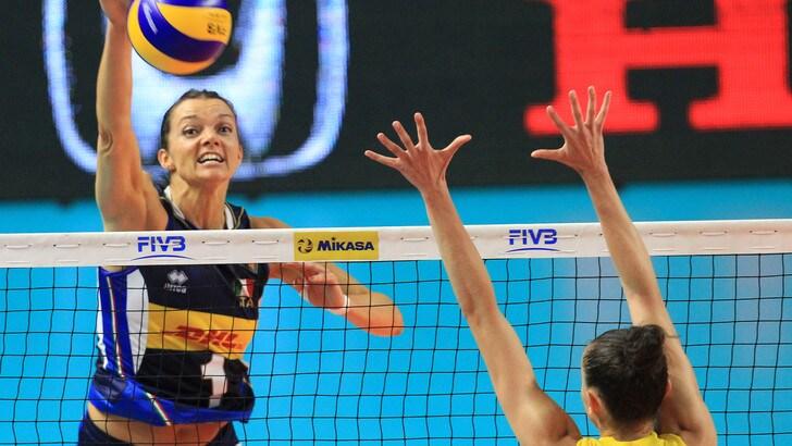 Volley: Mazzanti ha scelto le atlete che si giocheranno un posto al Mondiale