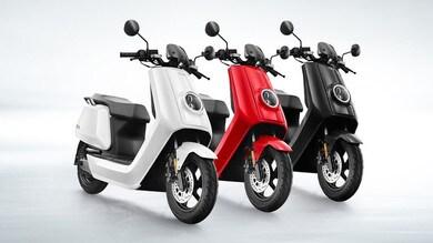 Niu: lo scooter elettrico connesso