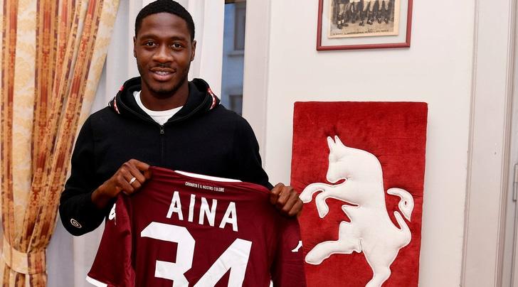 Torino, ecco Aina. Cairo:«È un giovane ambizioso»