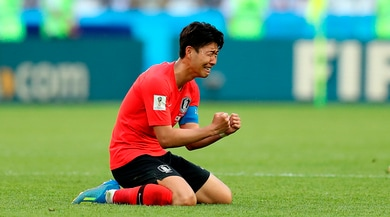 Son in campo per evitare la naja, il Tottenham tifa Corea del Sud
