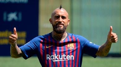 Bartomeu: «Vidal, che colpo! Barça attento sul mercato»