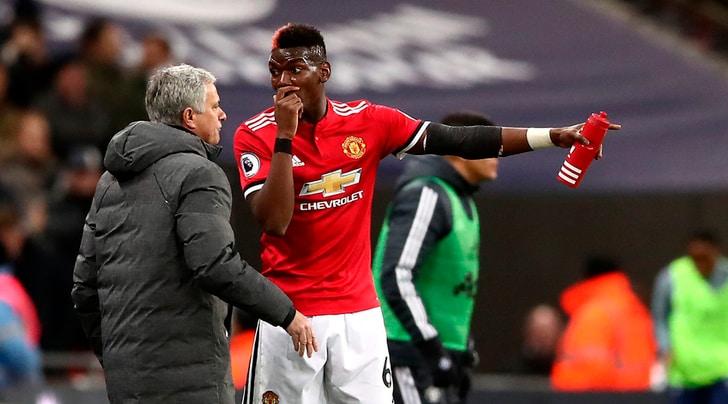 Dall'Inghilterra: «United, duro faccia a faccia tra Mourinho e Pogba»