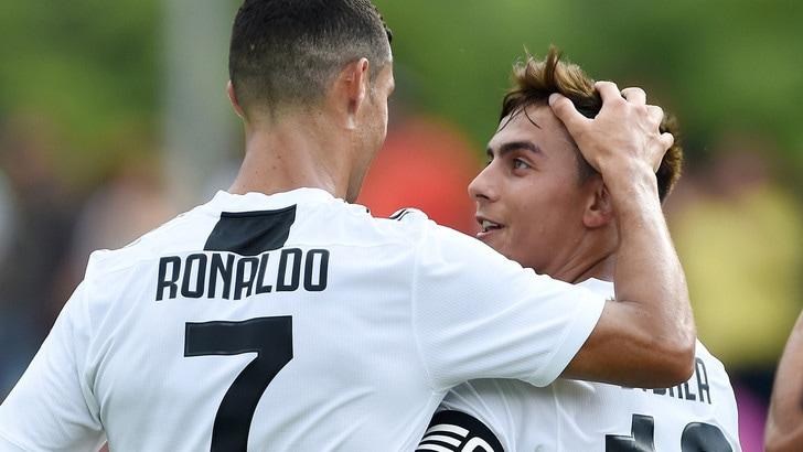 Serie A, l'ottavo sigillo della Juve a 1,45