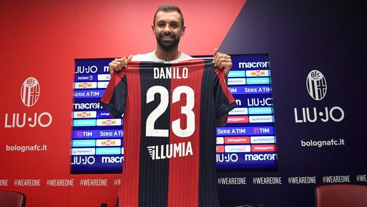 Calciomercato Bologna, Danilo si presenta: «Avevo scelto questo club da tempo, rifiutate altre offerte»