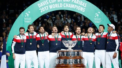 La Coppa Davis cambia: al via le Finals dal 2019