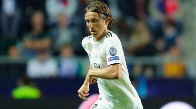 Cadena Ser: «Il Real Madrid denuncia l'Inter per Modric»