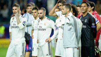 Il Real Madrid senza trofei si gioca a 2,25