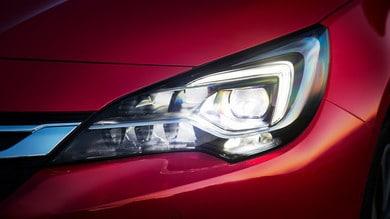 La magia degli IntelliLux Opel