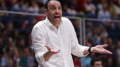 Basket Serie A, Sassari prende anche Diop