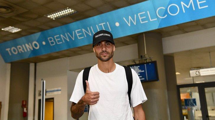 Zaza è atterrato a Torino