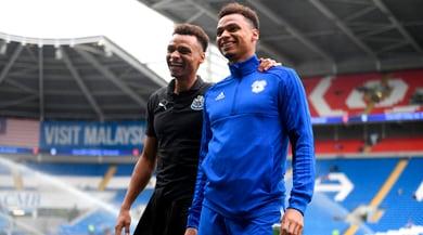 "Gemelli ""diversi"": i Murphy in campo per Cardiff-Newcastle"
