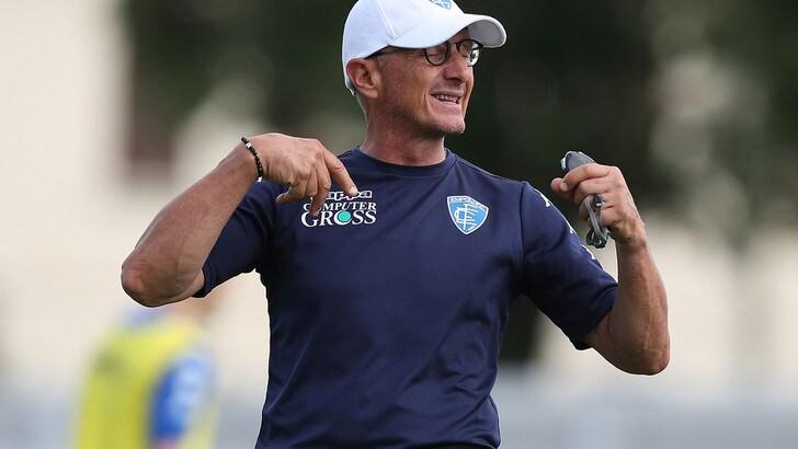 Serie A Empoli, Andreazzoli: «Salvezza? Abbiamo le potenzialità»