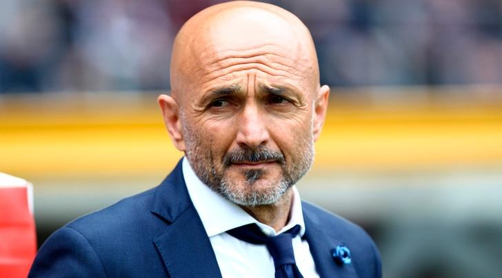 Spalletti: «Inter, andiamoci a giocare lo scudetto»