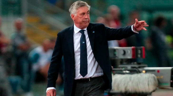 Napoli, Ancelotti: «Grande emozione, dobbiamo migliorare»