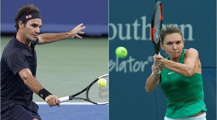 Cincinnati, Federer raggiunge Djokovic in finale. Vola la Halep
