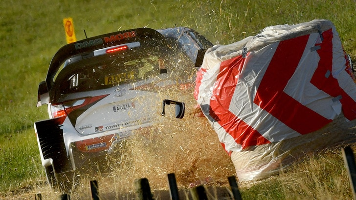 Rally, Tanak vince anche in Germania