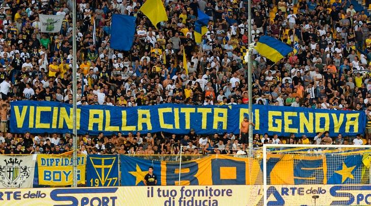 Serie A: Bologna-Spal 0-1, Empoli-Cagliari 2-0 e Parma-Udinese 2-2
