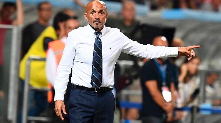 Spalletti: «L'Inter ha perso per un rigore»
