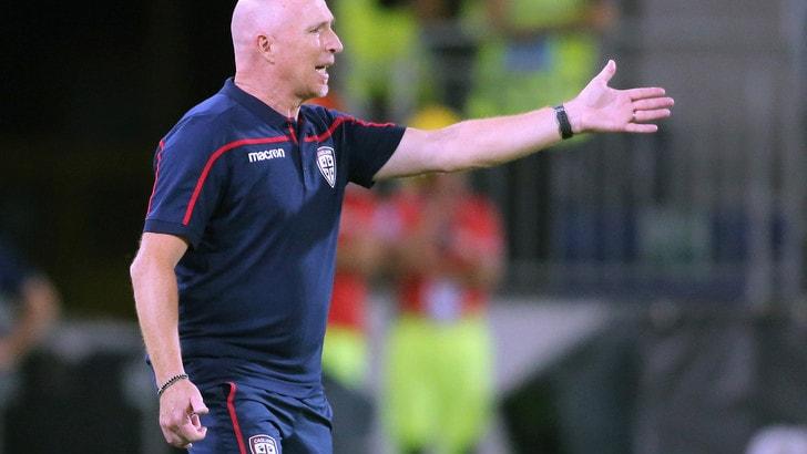 Serie A Cagliari, Maran: «Giornata storta, non siamo stati all'altezza»