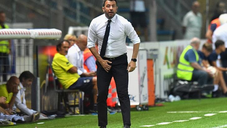 Serie A Parma, D'Aversa: «Con la Spal serve un atteggiamento umile»