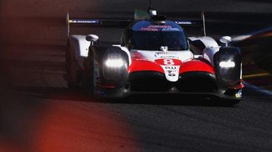 WEC 6 Ore di Silverstone, per Alonso e la Toyota arriva la squalifica