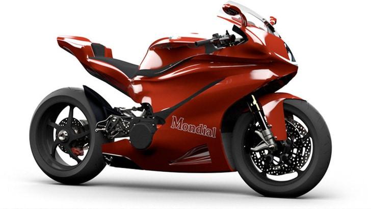 Mondial Moto: arriva la sportiva a 5 cilindri