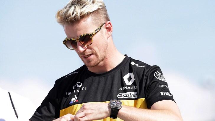 F1 Renault, Hulkenberg: «Sopravvissuto ai piloti paganti»