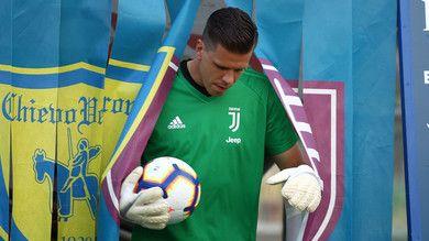 Juventus, Szczesny non ha dubbi: «Cristiano Ronaldo segnerà molto presto»