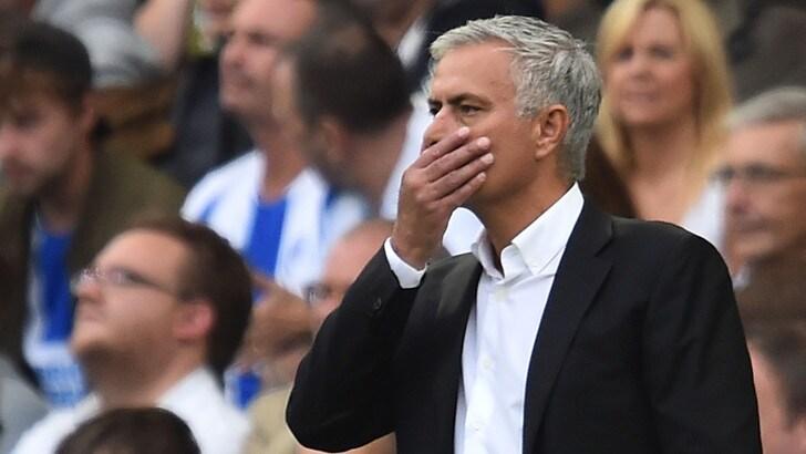 Premier League, i bookie scommettono sull'addio di Mourinho