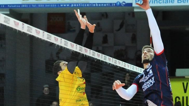 Volley: A2 Maschile, Jovanovic è il regista di Livorno